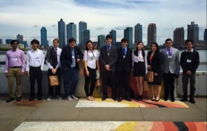 Bronx High School of Science Bright Idea Contest Winners