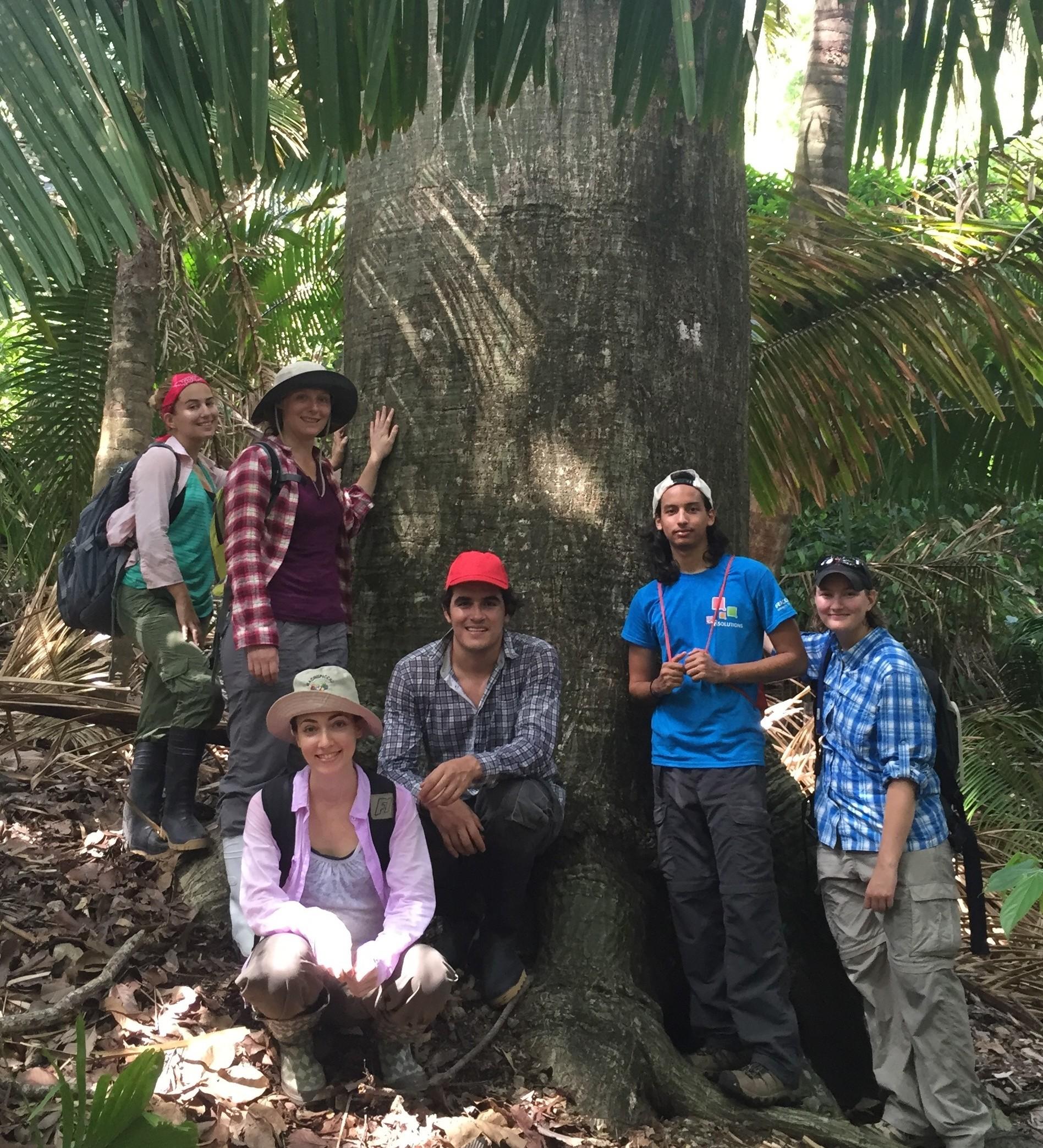 OTS's Costa Rican field studies class