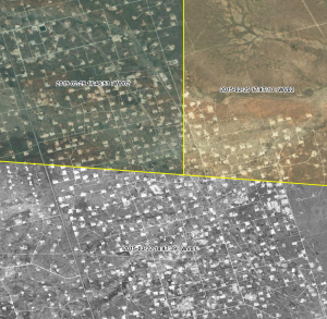 Permian Basin - March 22, 2015 - WorldView-1