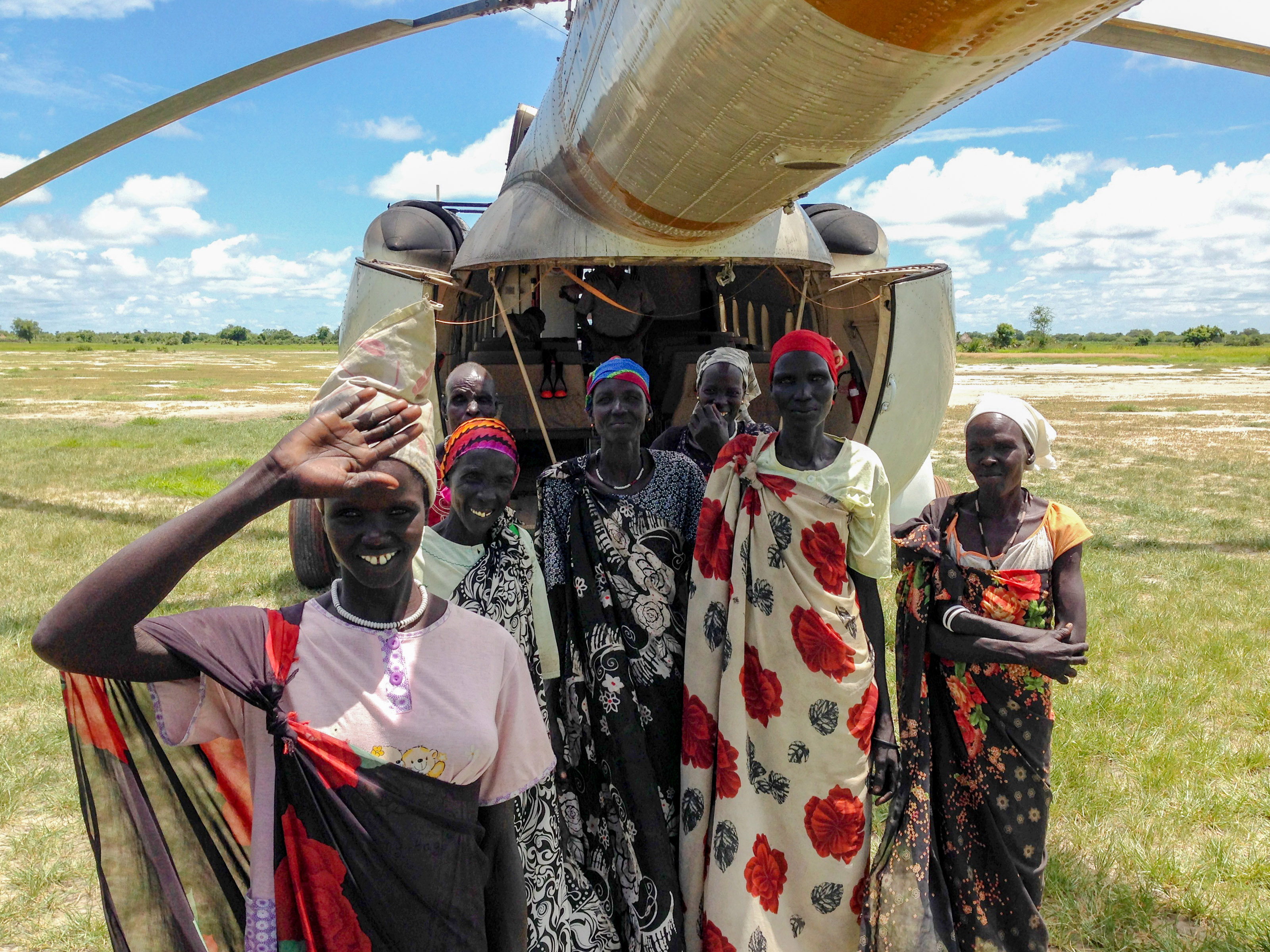 South Sudan Women Humanitarian Assistance_compressed