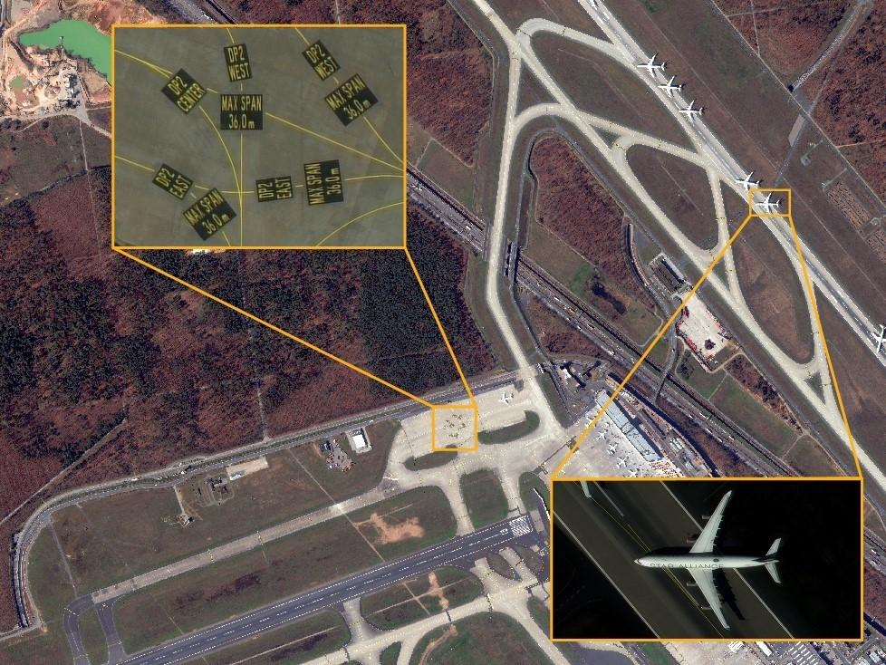 Resolusi Tertinggi Dari Citra Satelit Komersial