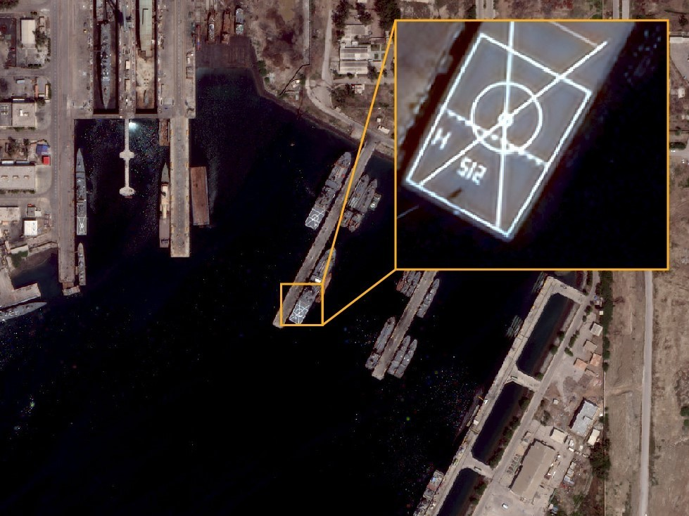 HD 15 cm: Resolusi Tertinggi Dari Citra Satelit Komersial